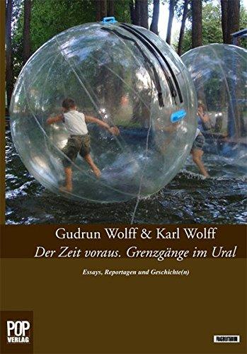 Buch von Gudrun und Karl Wolff über Jekaterinburg und Umgebung