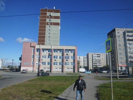 Corona-Pandemie in Jekaterinburg