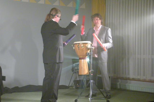 Benefiz Konzert: Duo Quinju